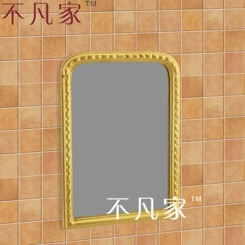 1:6 doll Fashion wind the proportion of doll golden yellow Mirror