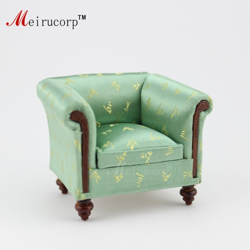 1/12 scale dolls house miniature furniture Handmade lovely chair 10278