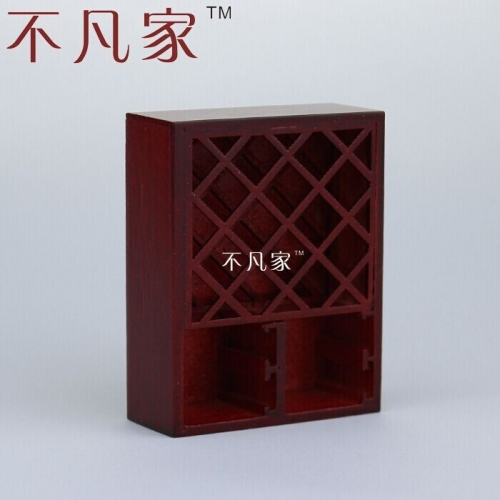 Fine  dollhouse 1:12 scale special offer miniature furniture wine cabinet