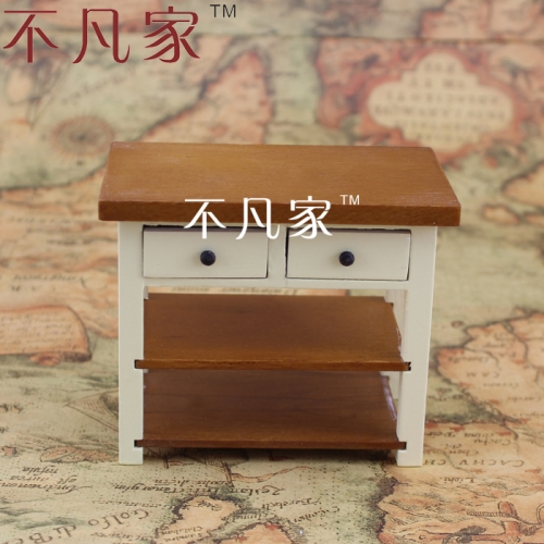 1/12 Scale miniature furniture well made handcrafted table for dollhouse decoration