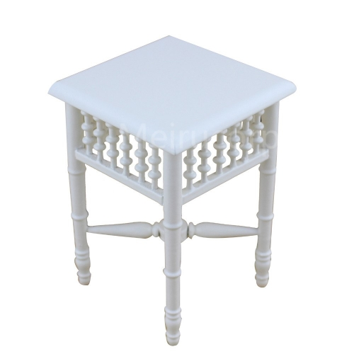 BJD 1:6 DOLL miniature Furniture high quality Classicism Square shape Tea table
